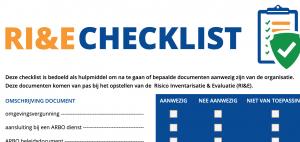 RI&E Checklist